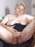 Granny Big Boobs - BBW Granny